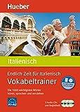 Endlich Zeit für Italienisch - Vokabeltrainer: Die 1.000 wichtigsten Wörter hören, sprechen und verstehen / Paket