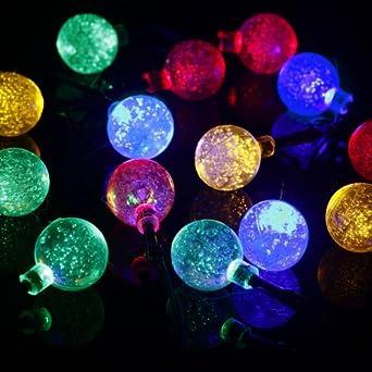 27 unique colored patio lights pixelmari