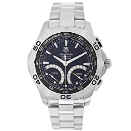 TAG Heuer Men s Aquaracer Calibre S Chronograph Watch CAF7010 BA0815