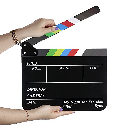 neewer-dry-erase-directors-film-movie-clapboard-cut-action-scene-clapper-board-slate-with-colorful-s