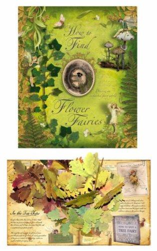 How to Find Flower Fairies Children's Pop-Up Book