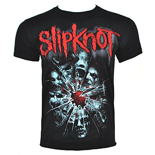 Slipknot Shattered T Shirt (Nero)