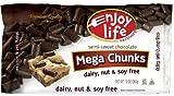 Enjoy Life Semi Sweet Chocolate Mega Chuncks, 10-Ounce (Pack of 6)