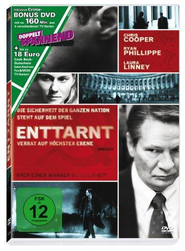 Enttarnt - Verrat auf höchster Ebene (+ Bonus DVD TV-Serien)