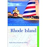Rhode Island: An Explorer's Guide, Fourth Edition ~ Phyllis M�ras