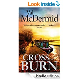 Cross and Burn (Tony Hill Book 8)