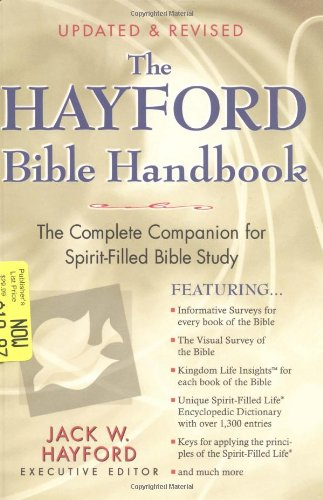 Download The Hayford Bible Handbook book - Jack Hayford  pdf