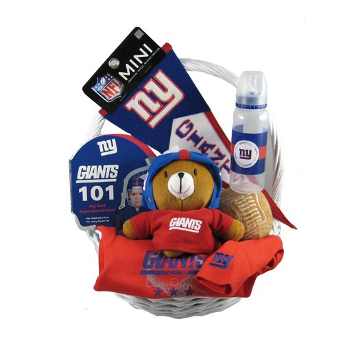 New York Giants Gift Basket - FindGift.com