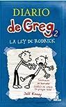 Diario de greg 2: la ley de rodri. Ebook
