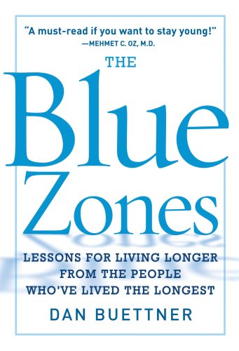 The Blue Zones: Lessons for Living Longer, Better
