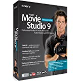 Sony Vegas Movie Studio 9 Pro Packby Sony Creative Software
