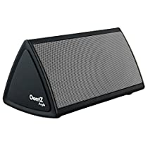 Cambridge SoundWorks OontZ Angle Enhanced Edition Ultra Portable Wireless Bluetooth Speaker with up to 12 Hour Battery Life... Great sound, Surprising Volume and Built in Mic for Handsfree Speakerphone... The Perfect Speaker for your: iPhone, iPad, Samsung, Android smartphones, mp3 players and tablets... Matte Black with Silver Grille... Give your GRAD the GIFT they want to receive