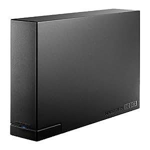 アイ・オー・データ機器 USB 3.0/2.0対応 外付ハードディスク ブラック 3TB HDCL-UT3.0KC