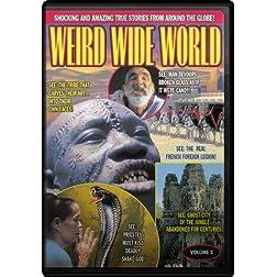 Weird Wide World, Volume 2: Wheels Across Africa / Wheels Across India