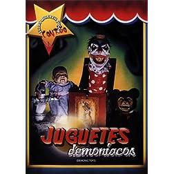 Juguetes Demoniacos (Demon Toys Spanish)
