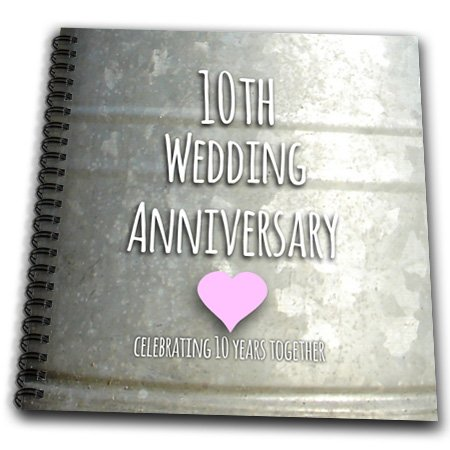 10th Wedding Anniversary Gift Husband : Wedding Anniversary Gifts: Wedding Anniversary Gifts Tin