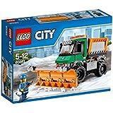 レゴ シティ 除雪車 60083