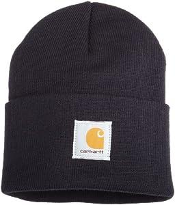 Carhartt Workwear Beanie Mütze Watch Hat Arbeitsmütze, marine, A18NVY