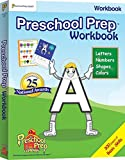 Preschool Prep Workbook (featuring characters from Meet the Letters, Numbers, Shapes & Colors) - NEW
