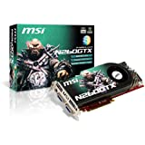 MSI N260GTX-T2D896-OCv4 GeForce GTX 260 896MB 448-bit DDR3 PCI Express 2.0 x16 HDCP Ready SLI Supported Video Card - Retail