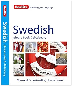 Berlitz Swedish Phrase Book and Dictionary book downloads