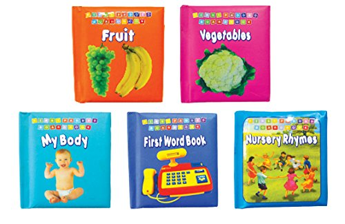 First Padded Board Book Pack 2 (Book 6 to 10)
