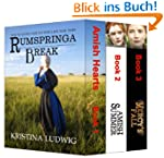 Amish Hearts Box Set: Books 1-3 (Rums...