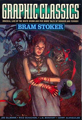Graphic Classics Volume 7: Bram Stoker - 2nd Edition (Graphic Classics (Eureka)) (Eureka Seven Art Book compare prices)