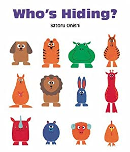 Cover of &quot;Who's Hiding?&quot;