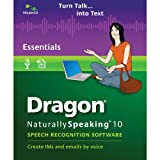 Dragon NaturallySpeaking 10 Essentials
