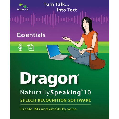 Dragon NaturallySpeaking 10 Essentials