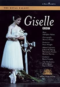 Adam, Adolphe - Giselle [DVD]