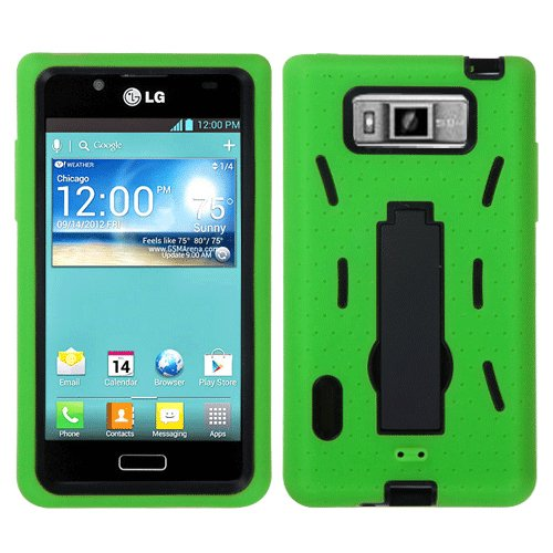... /Splendor Ls730/Us730 (Boost Mobile/Sprint/Us Cellular) (Green/Black