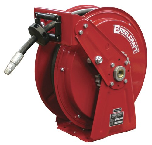Compact Grease Hose Reel
