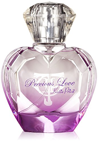 Katie Price Precious Love 50 ml Eau de spruzzo Parfum per voi, 1 Pack (1 x 50 ml)