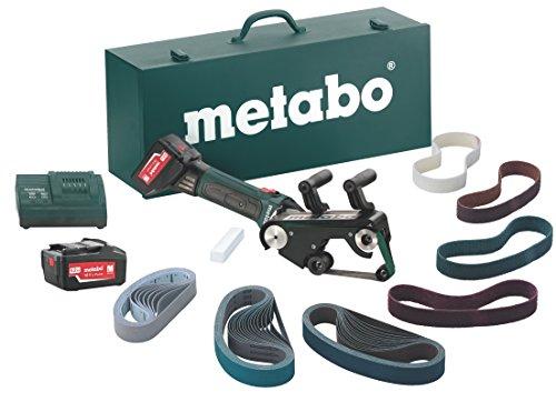 Metabo-RB-18-LTX-60-Set-Akku-Rohrbandschleifer-TV00-600192880