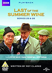 Last of the Summer Wine - Series 25-26 [DVD]