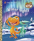 Winter Lights (Dinosaur Train) (Little Golden Book) (0449816583) by Posner-Sanchez, Andrea
