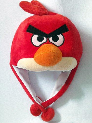 Angry Birds: Red Bird Aviator Costume Hat