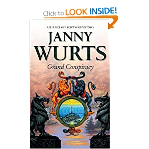 Grand Conspiracy: Second Book of The Alliance of Light (The Wars of Light and Shadow, Book 5) (The Wars of... by Janny Wurts