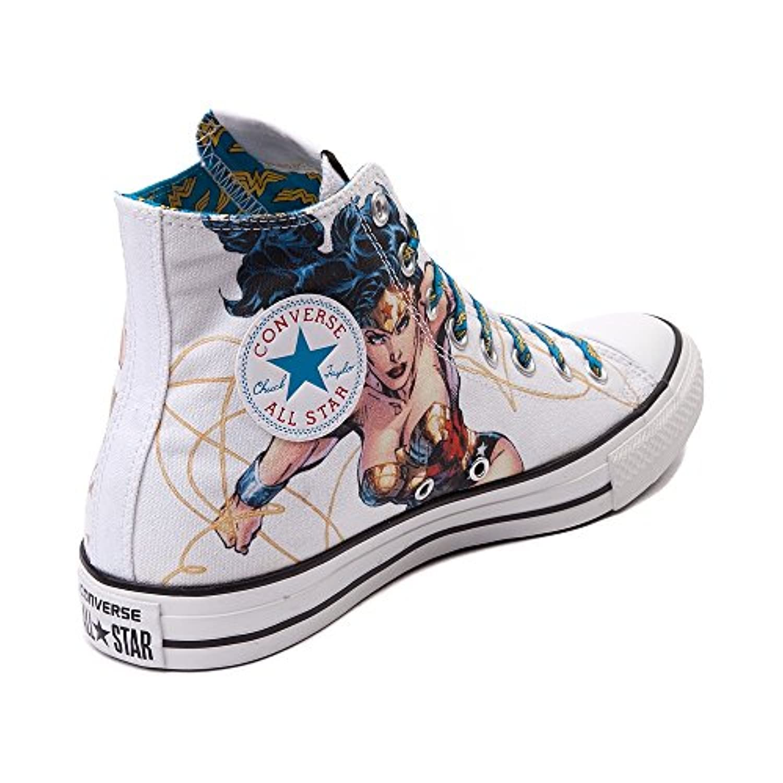 Converse All Star Hi Wonder Woman Sneaker Ct Hi Shoes Dc