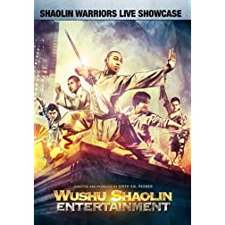 Shaolin Warriors Live Showcase