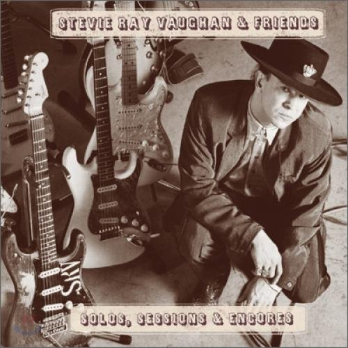 Stevie Ray Vaughan & Friends - Solos, Sessions & Encores [Korean import] by Stevie Ray Vaughan