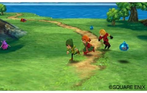51O5T0TYhdL. SX500 CR24,58,476,300  【レビュー】世界中に同じ顔多すぎ!3DS版「ドラゴンクエストVII エデンの戦士たち」のAmazonレビューが面白い