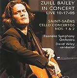 Saint Saens: Cello Concertos 1&2, Live in Concert