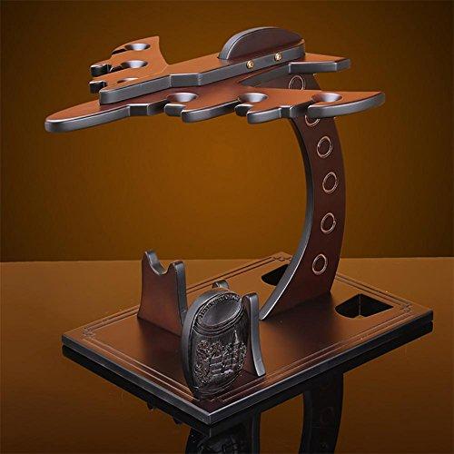 qinqin-creative-modelisation-bois-aircraft-decoration-porte-bouteilles-accueil-artisanat