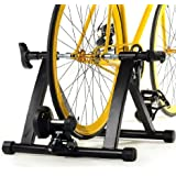 Hapilife New Magnetic Indoor Bicycle Turbo Trainer