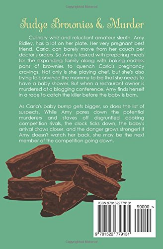 Fudge Brownies & Murder: Volume 4 (Culinary Competition Mysteries)
