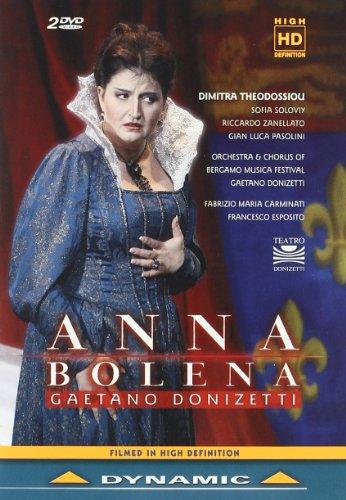 Anna Bolena (Pasolini) - Donizetti - DVD