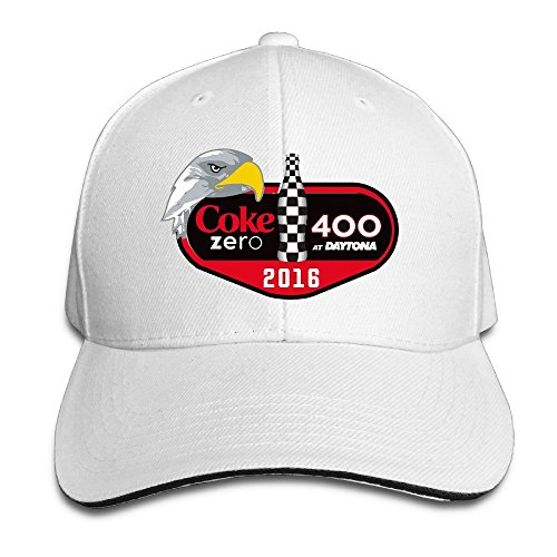 ysc-dier-adjustable-coke-zero-400-2016-nascar-twill-sandwich-cap-white
